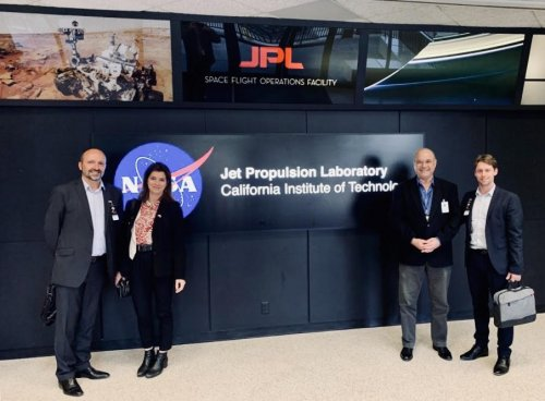 NASA's JPL (Jet Propulsion Lab) and CNES (The French National Centre for Space Studies) continue their long collaboration in space exploration